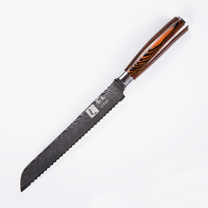 大马士革面包刀