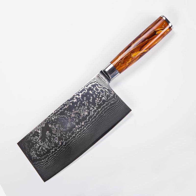 大马士革菜刀